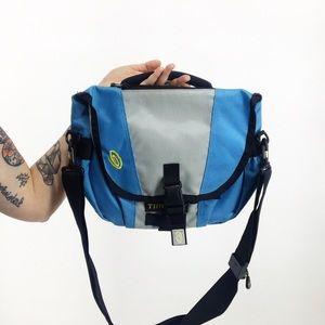 Timbuk2 : Blue Mini Messenger Bag